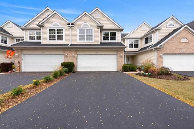 105 Tara Lane, West Chicago, IL 60185 (MLS #11217429) :: John Lyons Real Estate
