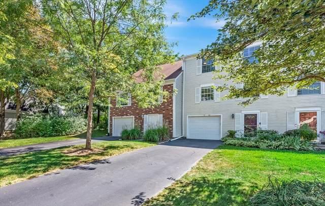 42 Oak Valley Drive #42, Cary, IL 60013 (MLS #11217496) :: Littlefield Group