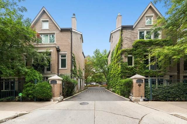 2704 N Southport Avenue A, Chicago, IL 60614 (MLS #11217536) :: Charles Rutenberg Realty