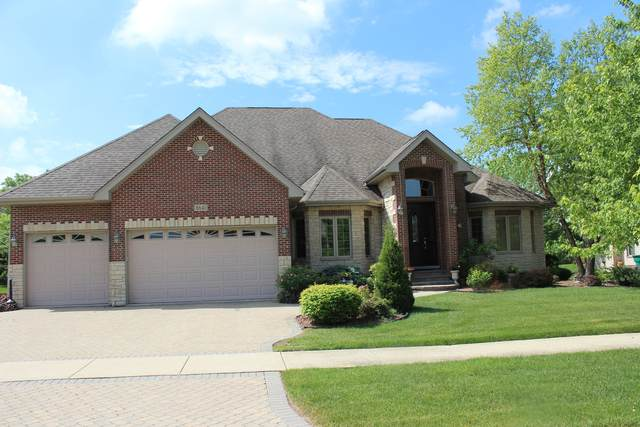 16640 Sterling Drive, Lemont, IL 60439 (MLS #11217923) :: The Wexler Group at Keller Williams Preferred Realty