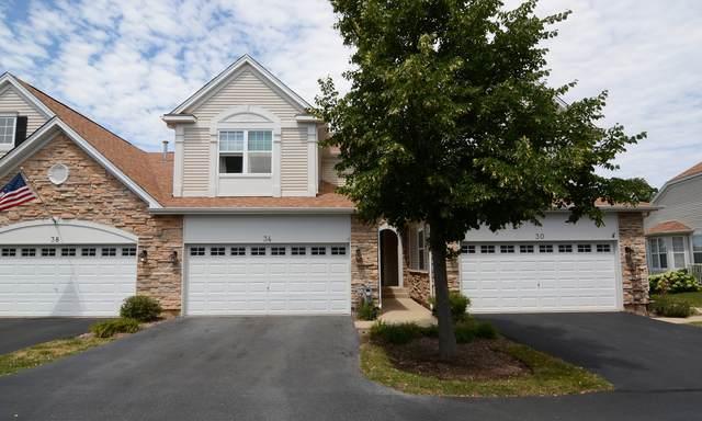 34 Kelsey Court, Algonquin, IL 60102 (MLS #11217935) :: John Lyons Real Estate