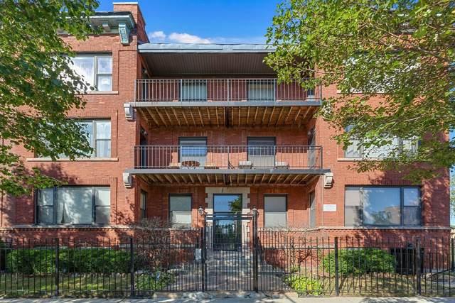 5832 S Calumet Avenue #3, Chicago, IL 60637 (MLS #11218014) :: Lewke Partners - Keller Williams Success Realty