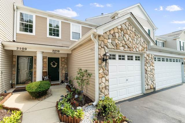 2450 Oak Tree Lane, Plainfield, IL 60586 (MLS #11218054) :: John Lyons Real Estate