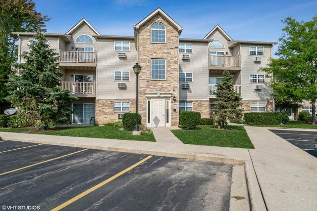 1538 W Sand Bar Court 1C, Round Lake Beach, IL 60073 (MLS #11218229) :: John Lyons Real Estate