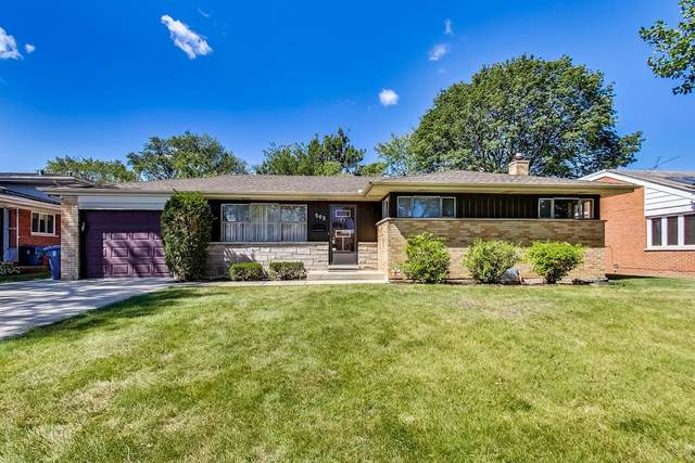 502 E Park Avenue, Elmhurst, IL 60126 (MLS #11218272) :: Angela Walker Homes Real Estate Group