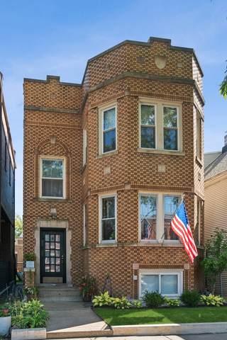 3633 N Leavitt Street, Chicago, IL 60618 (MLS #11218278) :: Touchstone Group