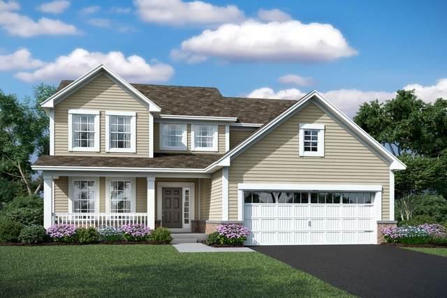 12608 S Willowgate Lot #219 Lane, Plainfield, IL 60585 (MLS #11218279) :: Littlefield Group