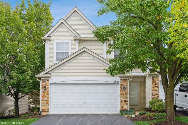 1838 Misty Ridge Lane, Aurora, IL 60503 (MLS #11218284) :: John Lyons Real Estate