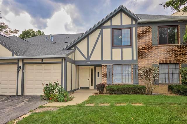 1711 N Emerald Bay #4, Palatine, IL 60074 (MLS #11218312) :: John Lyons Real Estate