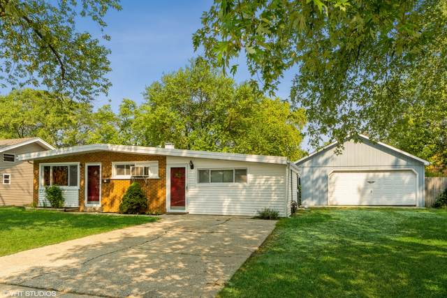 7912 W 98th Place, Hickory Hills, IL 60457 (MLS #11218342) :: The Wexler Group at Keller Williams Preferred Realty