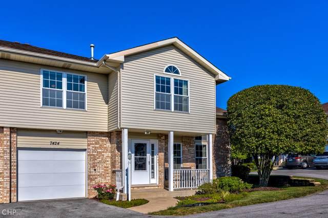 7424 Terrace Drive #46, Justice, IL 60458 (MLS #11218427) :: John Lyons Real Estate