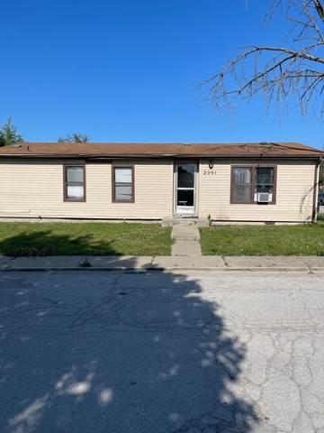 2301 Rush Street, Sauk Village, IL 60411 (MLS #11218621) :: Lewke Partners - Keller Williams Success Realty