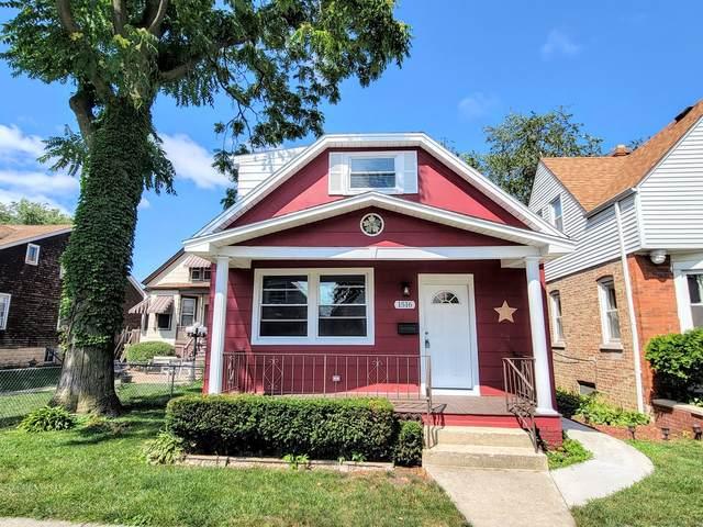 1516 Elmwood Avenue, Berwyn, IL 60402 (MLS #11218653) :: John Lyons Real Estate