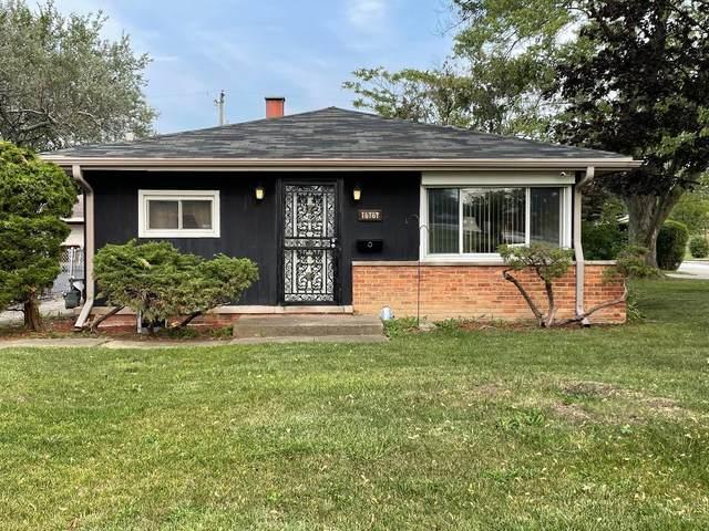 16161 Hermitage Avenue, Markham, IL 60428 (MLS #11218722) :: O'Neil Property Group