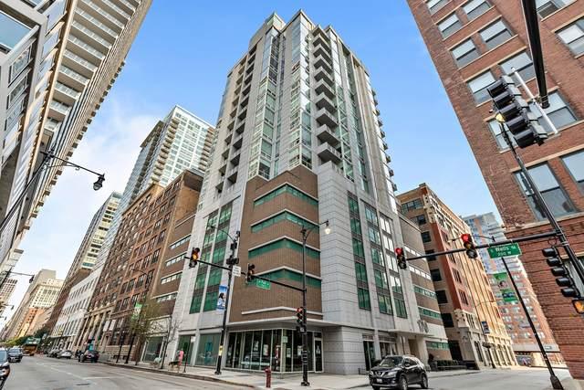 170 W Polk Street #1205, Chicago, IL 60605 (MLS #11218890) :: Touchstone Group