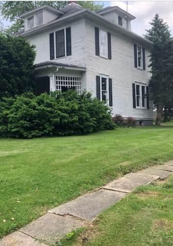 301 E Ridge Street, Mt. Carroll, IL 61053 (MLS #11218921) :: John Lyons Real Estate