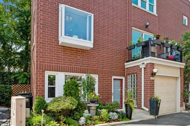 1777 W Altgeld Street I, Chicago, IL 60614 (MLS #11218972) :: John Lyons Real Estate