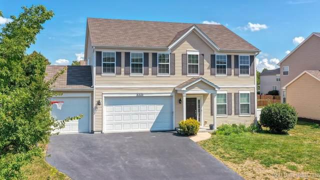 2221 Misty Creek Trail, Bolingbrook, IL 60490 (MLS #11218973) :: John Lyons Real Estate