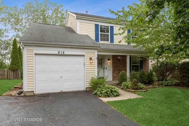 818 Crossland Drive, Grayslake, IL 60030 (MLS #11219015) :: Littlefield Group