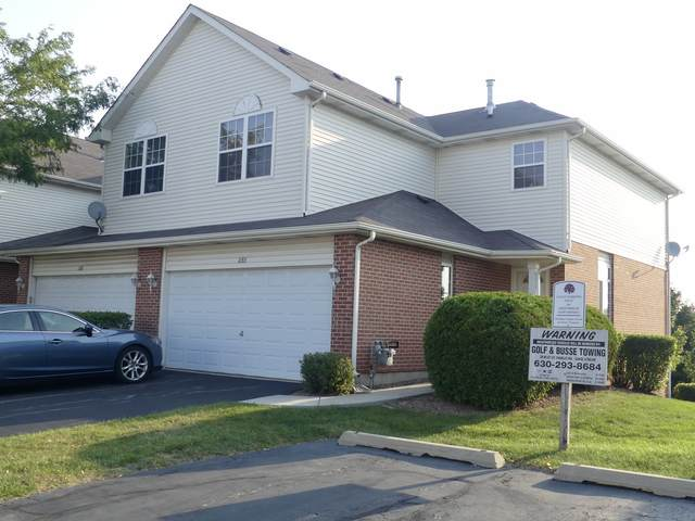 1153 Coventry Circle, Glendale Heights, IL 60139 (MLS #11219119) :: John Lyons Real Estate