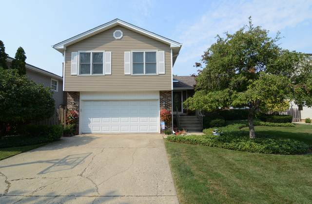 850 Pheasant Walk Drive, Schaumburg, IL 60193 (MLS #11219223) :: John Lyons Real Estate