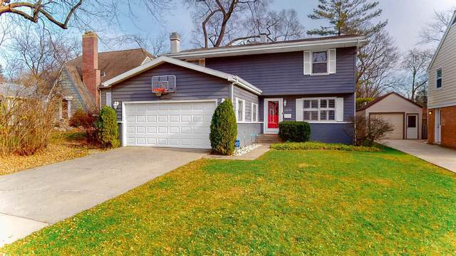 1805 Elmwood Drive, Highland Park, IL 60035 (MLS #11219266) :: The Wexler Group at Keller Williams Preferred Realty