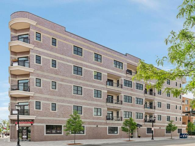 105 S Cottage Hill Avenue #202, Elmhurst, IL 60126 (MLS #11219282) :: Angela Walker Homes Real Estate Group