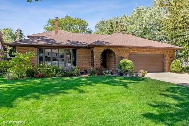 1215 Birks Court, La Grange, IL 60525 (MLS #11219288) :: Angela Walker Homes Real Estate Group