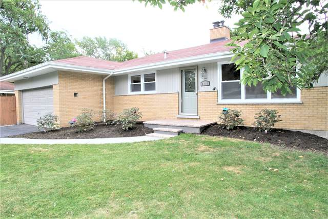 896 Woodstock Road, Olympia Fields, IL 60461 (MLS #11219298) :: Littlefield Group