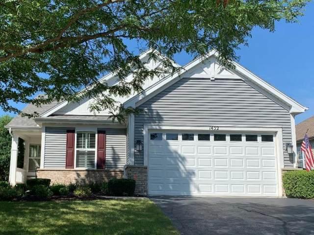 1432 Mansfield Drive, Aurora, IL 60502 (MLS #11219316) :: John Lyons Real Estate