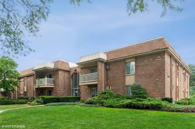 2422 N Kennicott Drive 2C, Arlington Heights, IL 60004 (MLS #11219335) :: The Wexler Group at Keller Williams Preferred Realty