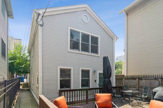 2307 W Melrose Street Rear, Chicago, IL 60618 (MLS #11219370) :: Touchstone Group