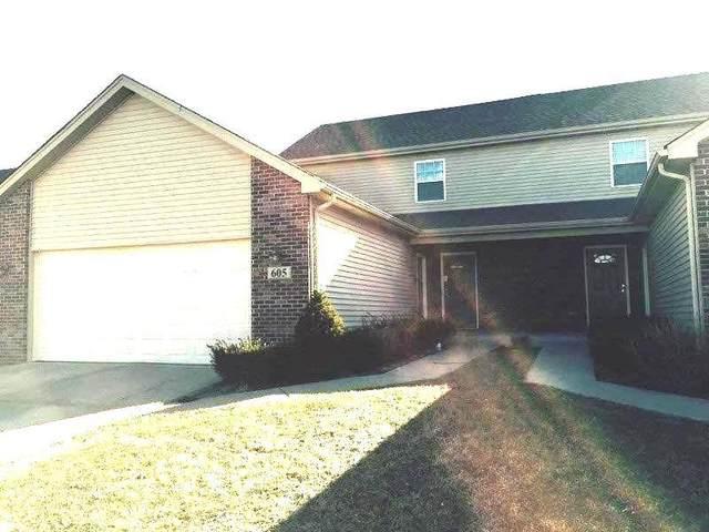 605 Circle Drive, Coal City, IL 60416 (MLS #11219484) :: Carolyn and Hillary Homes