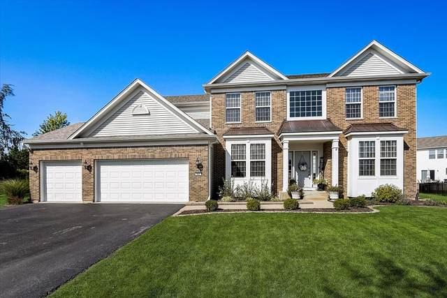403 Devoe Drive, Oswego, IL 60543 (MLS #11219559) :: Littlefield Group
