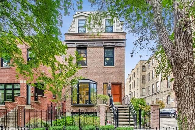 2109 N Seminary Avenue, Chicago, IL 60614 (MLS #11219608) :: Lux Home Chicago