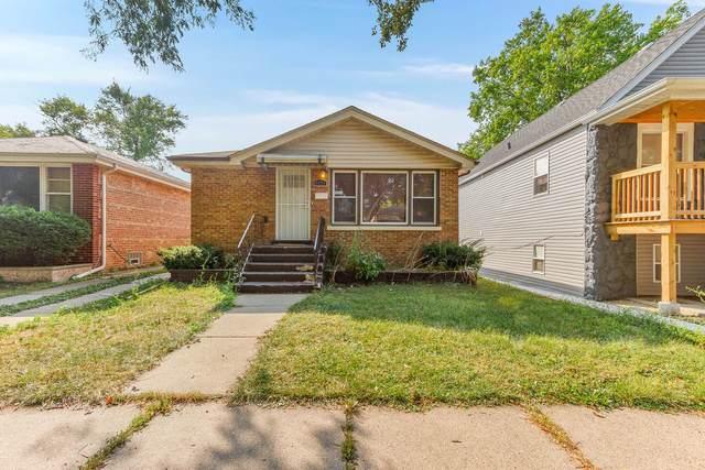 9038 S University Avenue, Chicago, IL 60619 (MLS #11219611) :: John Lyons Real Estate