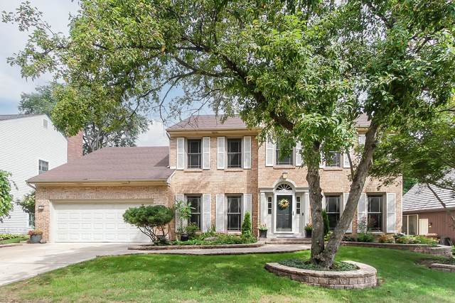 25W624 Summerfield Court, Wheaton, IL 60189 (MLS #11219648) :: The Wexler Group at Keller Williams Preferred Realty