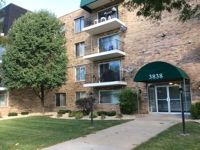 3838 W 111th Street #303, Chicago, IL 60655 (MLS #11219754) :: Lewke Partners - Keller Williams Success Realty
