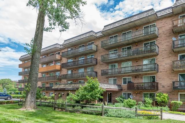 8025 Woodglen Lane #109, Downers Grove, IL 60516 (MLS #11219804) :: John Lyons Real Estate