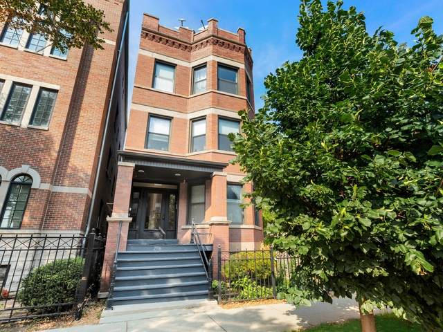 2336 W Roscoe Street 3R, Chicago, IL 60618 (MLS #11220006) :: Touchstone Group