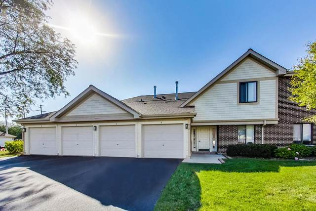 812 E Carriage Lane #1, Palatine, IL 60074 (MLS #11220108) :: John Lyons Real Estate