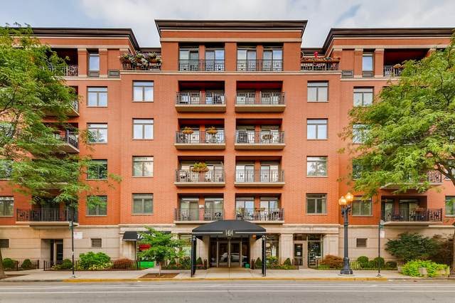 1414 N Wells Street #406, Chicago, IL 60610 (MLS #11220110) :: Touchstone Group