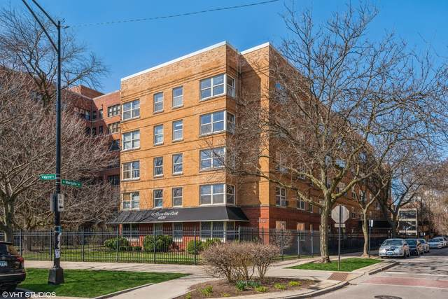 4920 N Marine Drive S301, Chicago, IL 60640 (MLS #11220131) :: BN Homes Group
