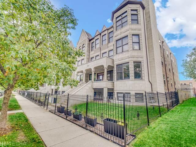 3968 S Ellis Avenue 1N, Chicago, IL 60653 (MLS #11220142) :: Ani Real Estate
