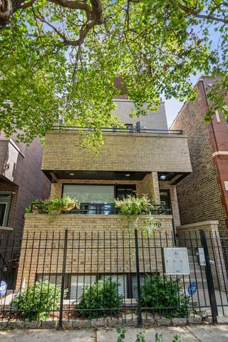 1019 N Marshfield Avenue #2, Chicago, IL 60622 (MLS #11220277) :: The Wexler Group at Keller Williams Preferred Realty