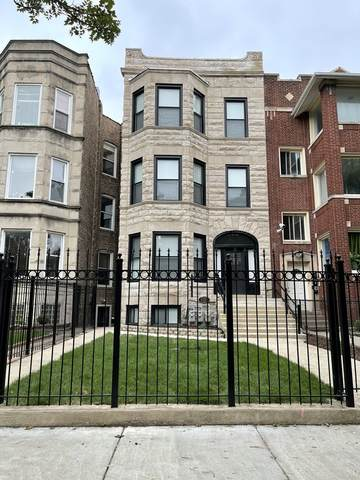 6355 S Greenwood Avenue, Chicago, IL 60637 (MLS #11220281) :: The Spaniak Team