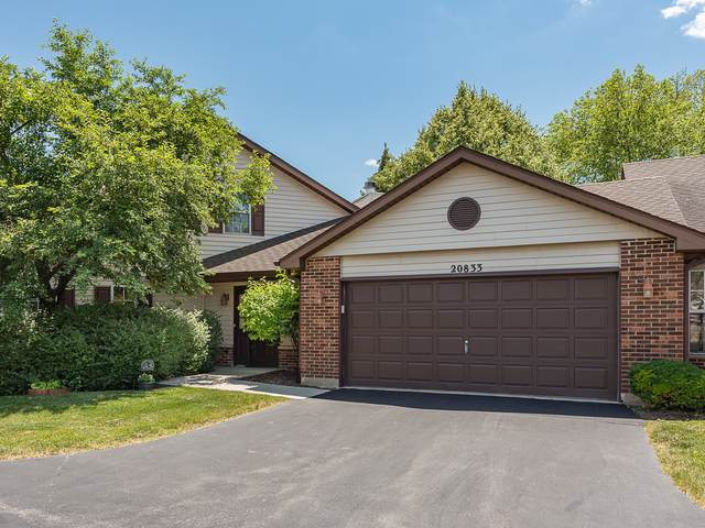 20833 W Hickory Court, Plainfield, IL 60544 (MLS #11220300) :: The Wexler Group at Keller Williams Preferred Realty