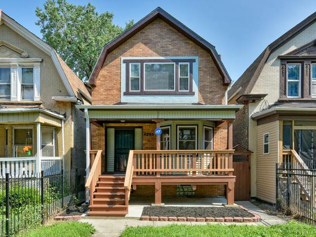 4244 W West End Avenue, Chicago, IL 60624 (MLS #11220334) :: John Lyons Real Estate