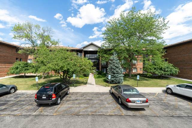 5703 S Cass Avenue #305, Westmont, IL 60559 (MLS #11220384) :: Ryan Dallas Real Estate