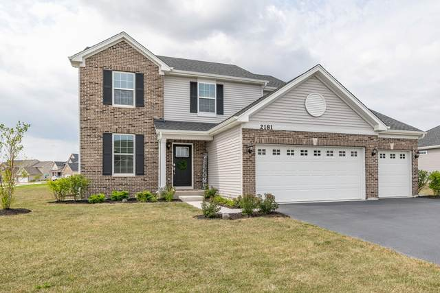 2181 Hearthstone Avenue, Yorkville, IL 60560 (MLS #11220396) :: Touchstone Group